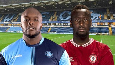 EFL Hlts: Wycombe v Bristol City