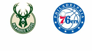 NBA Week :Philadelphia @ Milwaukee