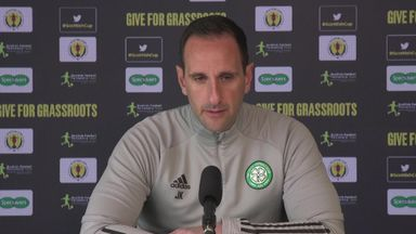 Kennedy: Celtic hungry to win Scottish Cup