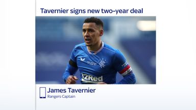 Tavernier: Contract extension no-brainer
