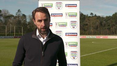 Southgate: England's aim to win Euros