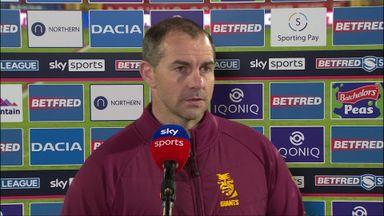 Ian Watson: Defence lacking