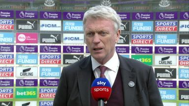 Moyes: We showed our character