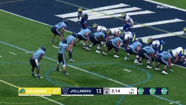 'Wow!' - Incredible TD pass in college football