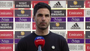 Arteta: We should have won the game