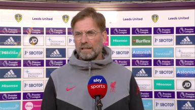Klopp: My thoughts on ESL haven't changed