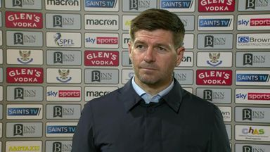 Gerrard: We had our eye on the weekend