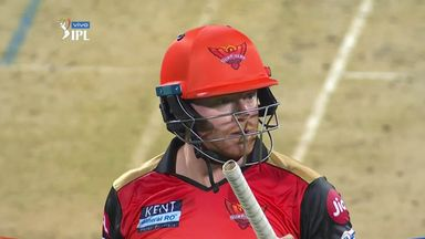 Bairstow blitz fails to save Sunrisers