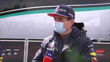 Verstappen: Q3 was a disaster