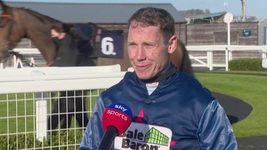 Four-time champion jockey Johnson retires