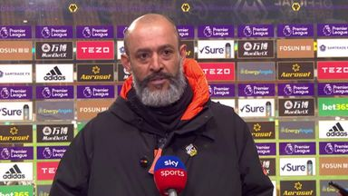 Nuno: Improvements needed moving forward