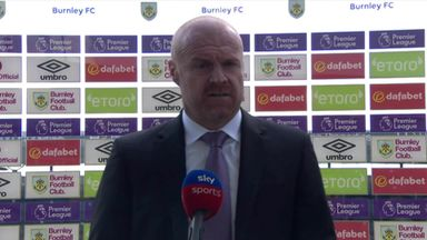 Dyche: We didn't see it through