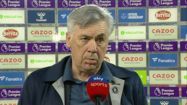 Ancelotti: We should have won