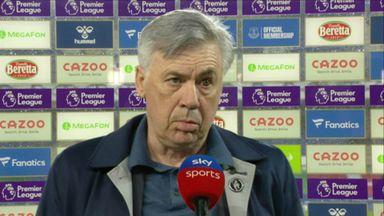 Ancelotti: We should have won