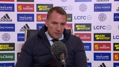 Rodgers pleased with Leicester attitude