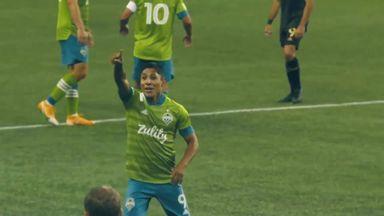 MLS: Best long-distance goals of 2020