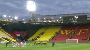 Watford and Reading pay tribute to Prince Philip
