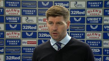 Gerrard: Win good prep for Old Firm clash