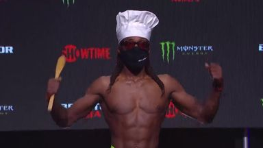 Smith ready to cook up a storm in Bellator!