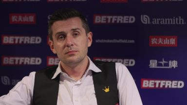 Selby looking forward to Williams match