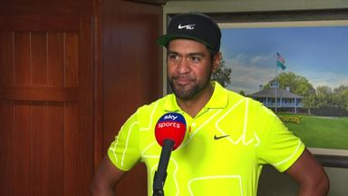 Finau hoping to make most of experience