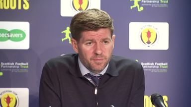 Gerrard: Title celebs not to blame for cup exit