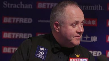 Higgins: I didn't deserve to win