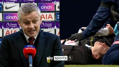 Solskjaer: The game is gone