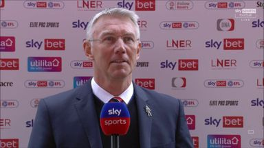 Adkins' pre-match thoughts