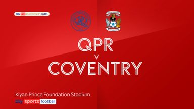 QPR 3-0 Coventry