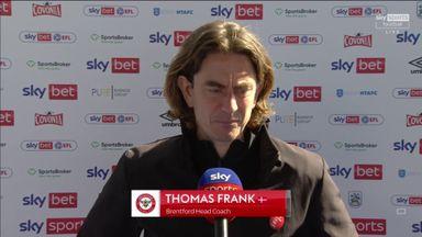 Frank: We concede odd goals