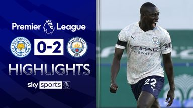 Mendy, Jesus fire City 17 points clear