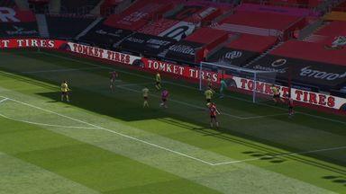 Redmond volleys Saints ahead (66)