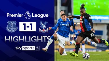 Batshuayi rescues a point for Palace
