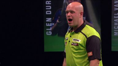MVG hits a 110 checkout