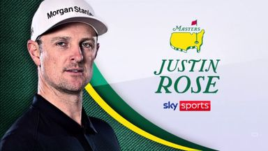 Rose leads The Masters: R2 highlights