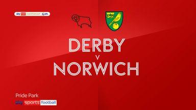 Derby 0-1 Norwich