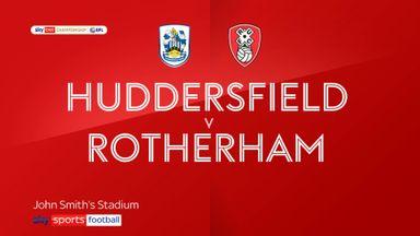 Huddersfield 0-0 Rotherham