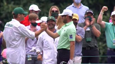 Conners fires Masters hole-in-one