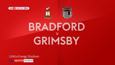 Bradford 1-0 Grimsby
