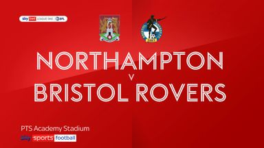 Northampton 1-1 Bristol Rovers