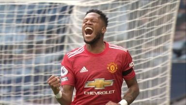 Fred levels for Man Utd! (57)