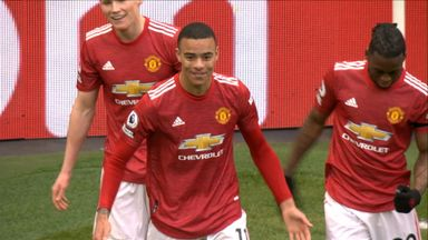 Greenwood seals it for Man Utd (90+6)
