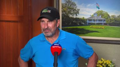 Olazabal uses Seve for major inspiration