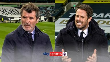 Redknapp and Keane debate Spurs quality