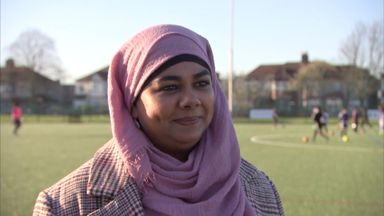 Muslim women in sport face 'challenges' this Ramadan