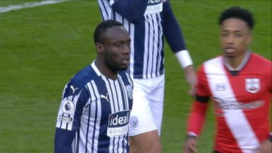 Confusion over Diagne's disallowed goal