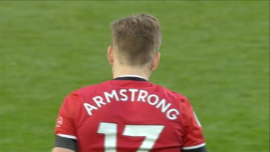 Johnstone keeps out Armstrong (61)