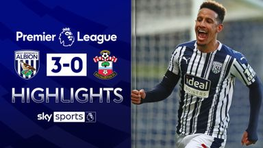 West Brom sink Saints after VAR confusion