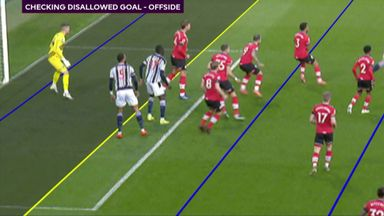 Ref Watch: No conclusive angle for offside Diagne 'goal'